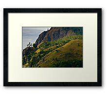 Ella - Sri Lanka Framed Print