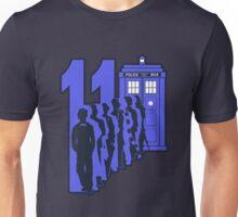 11 Steps forward Unisex T-Shirt