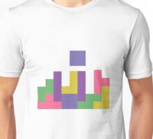 Decent Game of Tetris Unisex T-Shirt