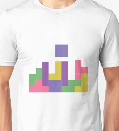 Decent Game of Tetris Unisex T-Shirt