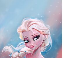 Frozen Magic by UnderArt