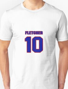 National baseball player Scott Fletcher jersey 10 T-Shirt