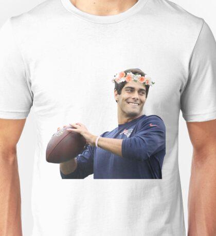 Jimmy Garoppolo - New England Patriots Unisex T-Shirt