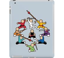 The Wushu Family iPad Case/Skin