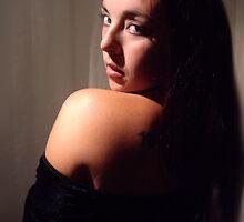 lady in black by mamajenn