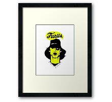 Tribute to The Furies *RE-EDITED Framed Print