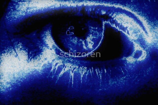 eye spied by schizoren