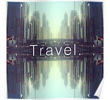 Travel. Dubai Poster