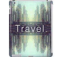 Travel. Dubai iPad Case/Skin