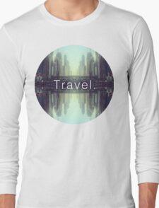Travel. Dubai Long Sleeve T-Shirt