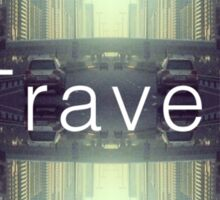 Travel. Dubai Sticker