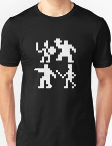 Angry Robots Unisex T-Shirt