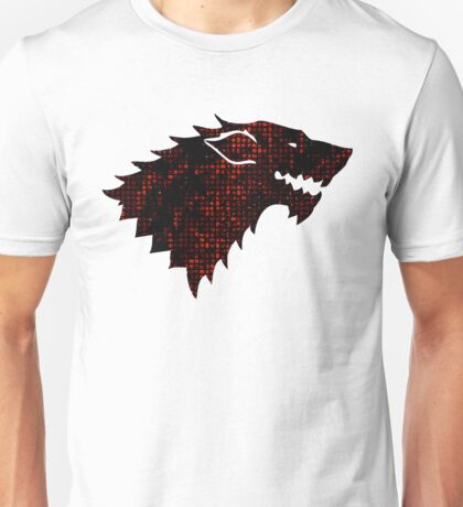 The Wolf of Winterfell Unisex T-Shirt