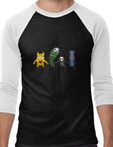 Monster Love Men's Baseball ¾ T-Shirt