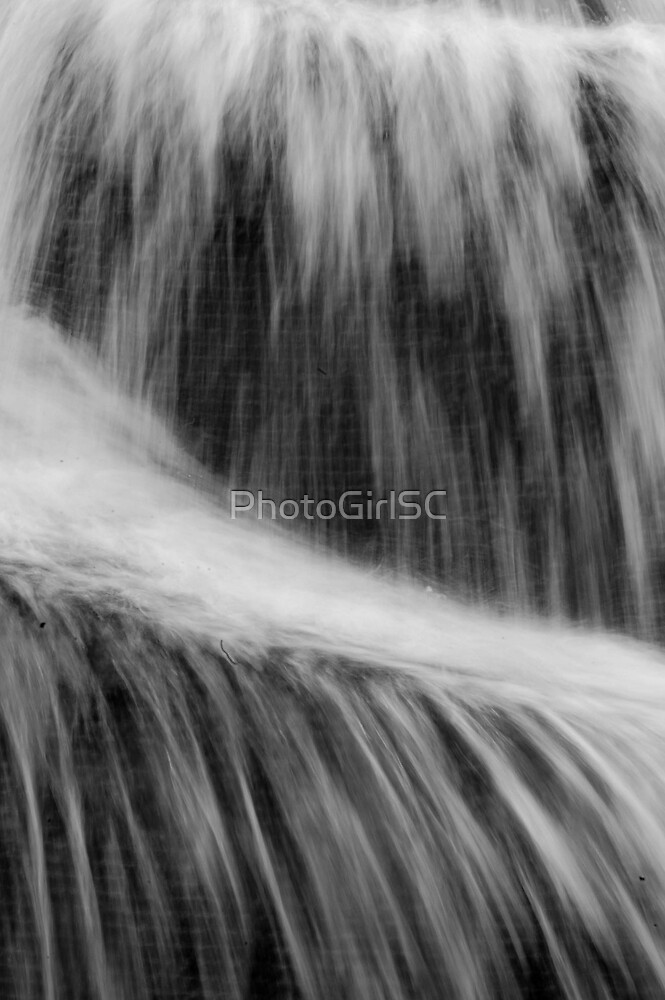 Flowing Water by Bjana Hoey