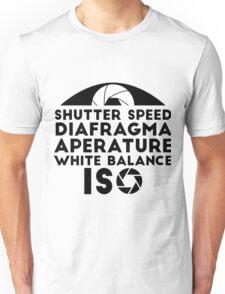 CAMERA TOOLS Unisex T-Shirt