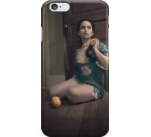 Tell Me A Happy Story iPhone Case/Skin
