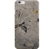 Still Life on the Dirt Lane iPhone Case/Skin
