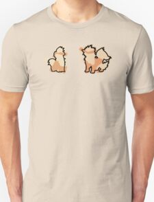 Growlithe, Arcanine T-Shirt