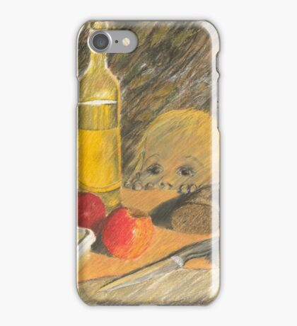 Picknick Gast iPhone Case/Skin