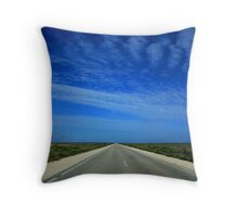 Nullarbor Throw Pillow