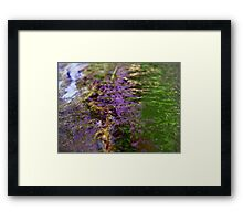 Reflections of Me, 2006 Framed Print