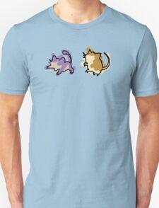 Rattata Raticate T-Shirt