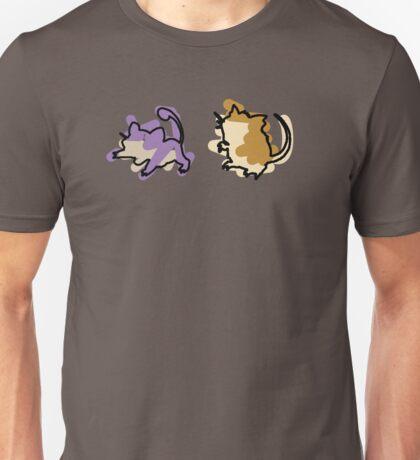 Rattata Raticate Unisex T-Shirt