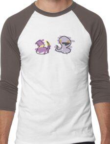 Ekans, Arbok Men's Baseball ¾ T-Shirt