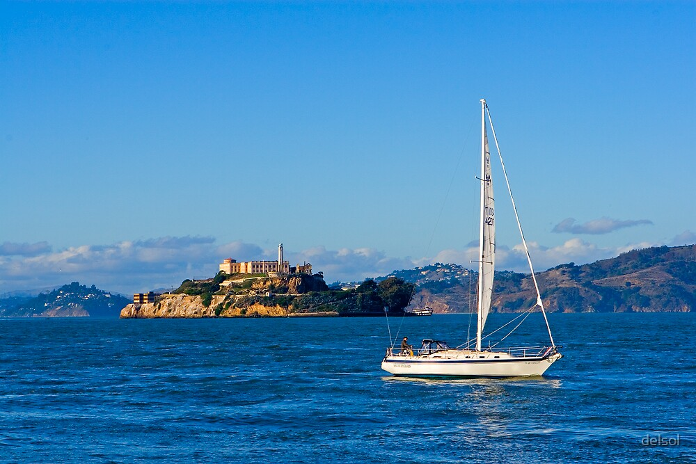 The Alcatraz, San Francisco by delsol