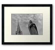 Notre Dame Cathedral, Ho Chi Minh City Framed Print
