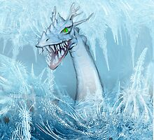 Ice dragon by Carol and Mike Werner