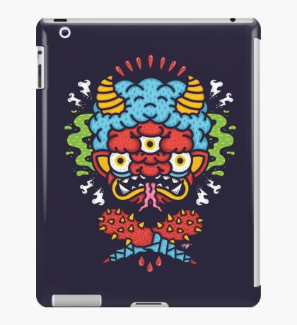 ONI! iPad Case/Skin