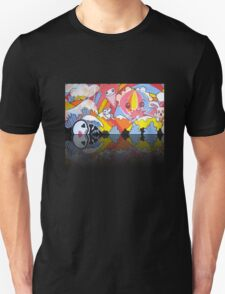 Collaboration Painting - mikoto & Shannon Crees (also a 2 minute time lapse video!) Unisex T-Shirt