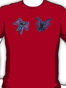 Zubat, Golbat T-Shirt
