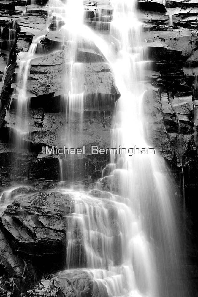 Sheoak falls Victoria by Michael  Bermingham