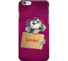 Pigwidgeon iPhone Case/Skin