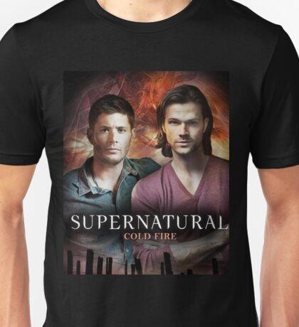 Supernatural Cold Fire Unisex T-Shirt