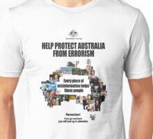 Errorism (Transparent Background) Unisex T-Shirt