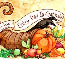 Gratitude by dreaminghazel