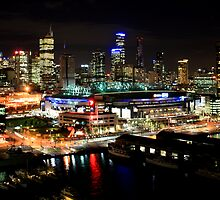 Melbourne by Michael  Bermingham
