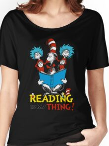 read across america Women's Relaxed Fit T-Shirt