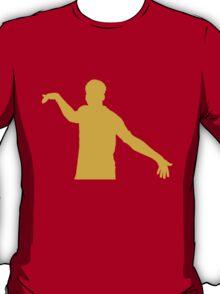 Gold Sturridge Silhoutte T-Shirt