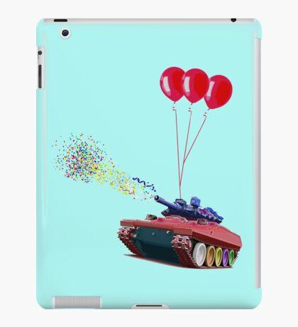 Confetti Exploding Tank iPad Case/Skin