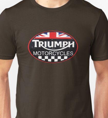 Triumph motorcycles Unisex T-Shirt