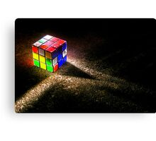 Cube 1 Canvas Print
