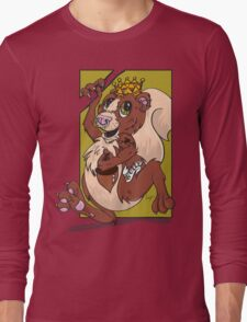 Nutty Long Sleeve T-Shirt
