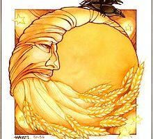 Grain Moon by dreaminghazel