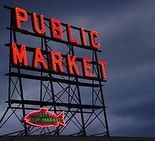 Pike Place #3 by Shaun McDougle