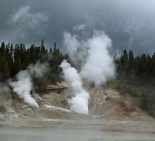 Storms & Steam by CraigL